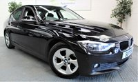 2012 BMW 3 SERIES 2.0 320D EFFICIENTDYNAMICS 4d 161 BHP £8450.00