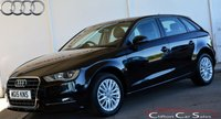 2015 AUDI A3 1.6TDi SE TECHNIK 5 DOOR 6-SPEED 110 BHP £11990.00