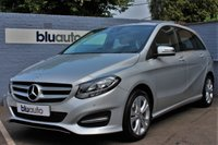 2016 MERCEDES-BENZ B 200 2.1 D SPORT EXECUTIVE COMMAND £16750.00