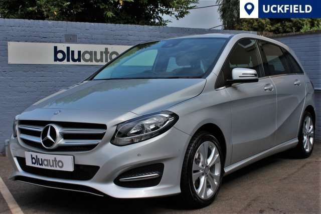View our MERCEDES-BENZ B 200