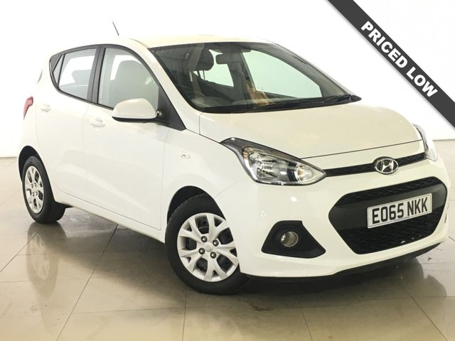 View our 2015 65 HYUNDAI I10 1.0 SE BLUE DRIVE 5d 65 BHP