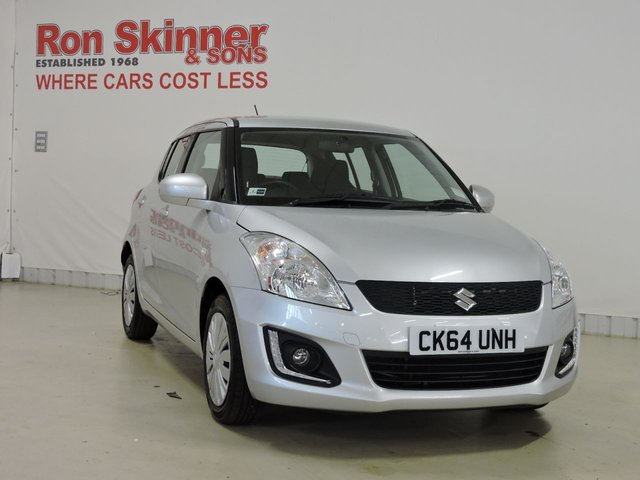 View our 2014 64 SUZUKI SWIFT 1.2 SZ3 5d 94 BHP