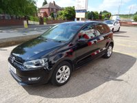 USED 2014 14 VOLKSWAGEN POLO 1.2 MATCH EDITION TDI 5d 74 BHP