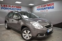 USED 2015 65 PEUGEOT 2008 1.6 BLUE HDI ACTIVE 5d 75 BHP Free Tax, Bluetooth, DAB Radio, Cruise control, 1 Owner