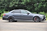 USED 2015 15 MERCEDES-BENZ E-CLASS 5.5 E63 AMG MCT 4dr SOLD