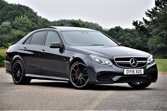 USED 2015 15 MERCEDES-BENZ E-CLASS 5.5 E63 AMG MCT 4dr AMG 710 BHP