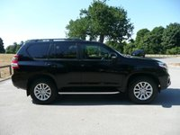 2014 TOYOTA LAND CRUISER 3.0 D-4D INVINCIBLE 5d AUTO 188 BHP £28995.00