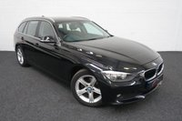 2013 BMW 3 SERIES 2.0 318D SE TOURING 5d 141 BHP £10500.00