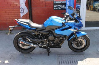 View our YAMAHA XJ 6 N