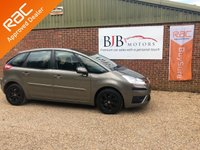 USED 2009 09 CITROEN C4 PICASSO 1.6 VTR PLUS HDI 5d 107 BHP