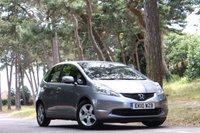 2010 HONDA JAZZ 1.3 I-VTEC ES I-SHIFT 5d AUTO £4990.00