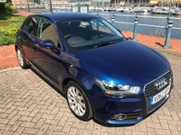 USED 2012 62 AUDI A1 1.4 SPORTBACK TFSI SPORT 5d AUTO 122 BHP S-TRONIC AUTO!! FULL HISTORY! LOW MILES!