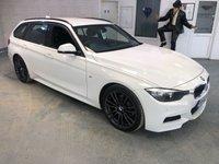 2014 BMW 3 SERIES 3.0 330D M SPORT TOURING 5d AUTO 255 BHP £17495.00