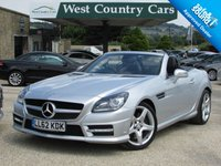 USED 2012 62 MERCEDES-BENZ SLK 1.8 SLK200 BLUEEFFICIENCY AMG SPORT 2d AUTO 184 BHP Well Equipped, High Quality