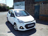 USED 2014 64 HYUNDAI I10 1.0 S 5d 65 BHP LOW Mileage Only 5,000 Miles!! Low Running Costs Only £20 Road Tax