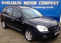 2008 KIA CARENS 2.0 LS CRDI 5d AUTO 139 BHP £3499.00