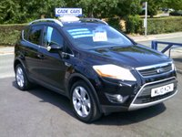 USED 2010 10 FORD KUGA 2.0 TITANIUM TDCI 2WD 5d 134 BHP FINANCE AVAILABLE EVEN IF YOU HAVE POOR CREDIT.