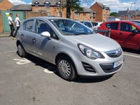 USED 2014 14 VAUXHALL CORSA 1.2 S AC S/S 5d 83 BHP CHEAP TO RUN ECOFLEX MODEL, LOW CO2 EMISSIONS(119G/KM), £30 ROAD TAX, AND EXCELLENT FUEL ECONOMY! GOOD SPECIFICATION INCLUDING AIR CONDITIONING, AND AUXILLIARY/USB. FULL VAUXHALL SERVICE HISTORY WITH 14949 MILES FROM NEW!