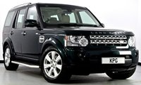 USED 2013 13 LAND ROVER DISCOVERY 4 3.0 SD V6 HSE 5dr Auto [8] Stunning Example, Fully Loaded