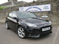 USED 2014 14 FORD FOCUS 2.0 ST 5d 247 BHP