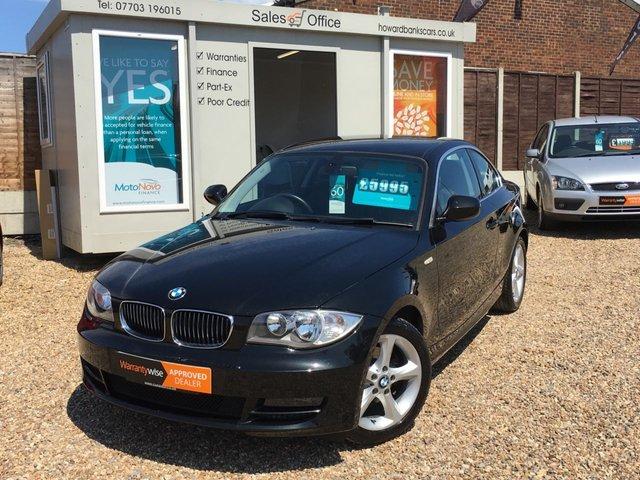 2010 10 BMW 1 SERIES 2.0 120D SE 2dr 175 BHP