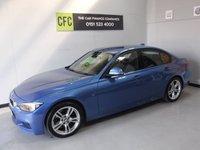 2013 BMW 3 SERIES 2.0 320D M SPORT 4d AUTO 181 BHP £14000.00