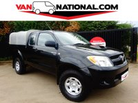 2007 TOYOTA HI-LUX 2.5 HL2 SWB 4X4 D-4D CRC 118 BHP (PX to clear Exporters Welcome AIR CON))
