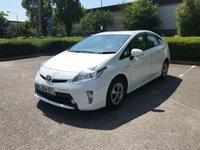 2015 TOYOTA PRIUS 1.8 HYBRID VVTI 5d AUTO 5 SEATS