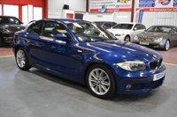 2011 BMW 1 SERIES 2.0 120D M SPORT 2d 175 BHP £6885.00