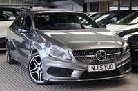 USED 2015 15 MERCEDES-BENZ A CLASS 2.1 A200 CDI AMG NIGHT EDITION 5d AUTO 134 BHP