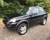 USED 2006 56 LAND ROVER FREELANDER 2.0 TD4 FREESTYLE HARDBACK 3d 110 BHP 6 MONTHS PARTS+ LABOUR WARRANTY+AA COVER