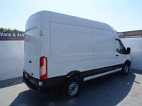 USED 2016 66 FORD TRANSIT 2.2 350 H/R P/V 1d 124 BHP ford transit l3 h3 great miles