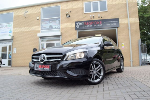 USED 2013 63 MERCEDES-BENZ A CLASS A200 1.8 CDI BLUEEFFICIENCY SPORT 5 DOOR