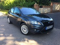 2009 FORD FOCUS 2.0 TITANIUM TDCI 5d 136 BHP PLEASE CALL TO VIEW £4450.00
