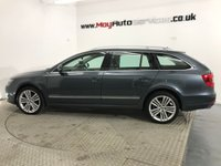 USED 2015 64 SKODA SUPERB 2.0 ELEGANCE TDI CR DSG 5d AUTO 168 BHP *** SAT NAV & FULL LEATHER ***