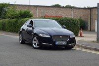 2016 JAGUAR XF 2.0 PORTFOLIO 4d AUTO 177 BHP £18799.00