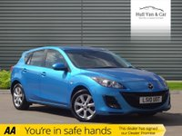 USED 2010 10 MAZDA 3 1.6 TS2 5d 105 BHP BLUETOOTH,CLIMATE,HEATED SEATS