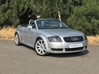 USED 2005 54 AUDI TT 1.8 ROADSTER QUATTRO BOSE | Leather | Heated Seats