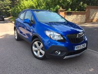 2013 VAUXHALL MOKKA 1.7 TECH LINE CDTI S/S 5d 128 BHP PLEASE CALL TO VIEW £9000.00