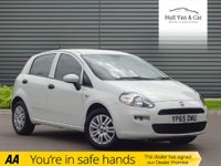 USED 2015 65 FIAT PUNTO 1.2 POP PLUS 5d 69 BHP AIR CON,BLUETOOTH,FULL HISTORY