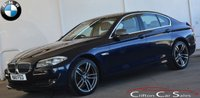 2011 BMW 5 SERIES 520d SE SALOON 6-SPEED 181 BHP £10990.00