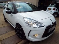 2010 CITROEN DS3 1.6 DSPORT HDI 3d 110 BHP £3995.00