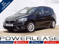 2016 BMW 2 SERIES 1.5 216D SE GRAN TOURER 5d 114 BHP £14949.00