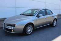2008 ALFA ROMEO 159 1.9 JTD LUSSO 4d 150 BHP £3450.00