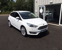 USED 2016 16 FORD FOCUS 1.0 TITANIUM X ECOBOOST 125 BHP THIS VEHICLE IS AT SITE 2 - TO VIEW CALL US ON 01903 323333