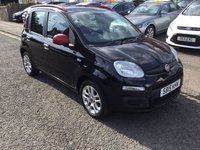 USED 2015 15 FIAT PANDA 1.2 EASY 5d 69 BHP OUR  PRICE INCLUDES A 6 MONTH AA WARRANTY DEALER CARE EXTENDED GUARANTEE, 1 YEARS MOT AND A OIL & FILTERS SERVICE. 6 MONTHS FREE BREAKDOWN COVER.  CALL US NOW FOR MORE INFORMATION OR TO BOOK A TEST DRIVE ON 01315387070 !!