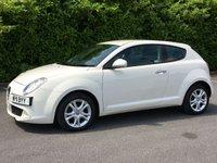 2011 ALFA ROMEO MITO 1.4 SPRINT 16V 3d 77 BHP £4950.00