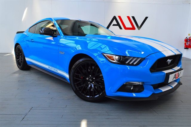 2017 17 FORD MUSTANG 5.0 GT 2d 410 BHP