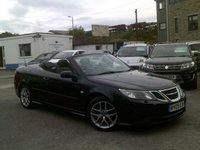 2009 SAAB 9-3 1.9 VECTOR SPORT TTID 2d 177 BHP £4995.00