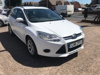 USED 2011 11 FORD FOCUS 1.6 EDGE TDCI 95 5d 94 BHP SERVICE HISTORY-£20 TAX-DIESEL-BLUETOOTH-1 FORMER KEEPER-DAB RADIO